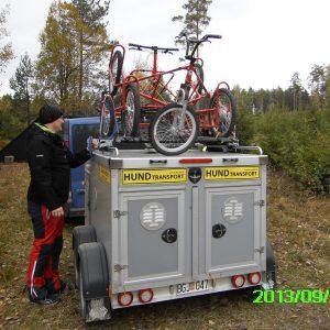 Fyrhjuling o trehjuling....